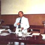 Il prof. Ottavio Ferulano, Presidente della storica Università Popolare di Napoli e fondatore della CNUPI.